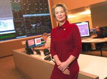 Susan Eisenhower at AEP