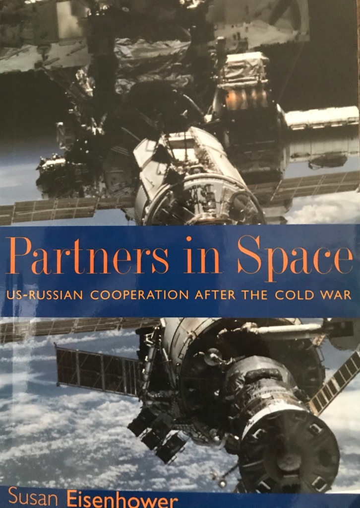 Partners in Space book cover